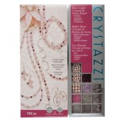 Crystazzi Jewellry Making Kit in Rose
